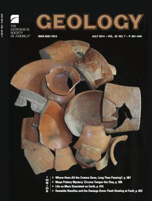 Geology journal (July 2014)