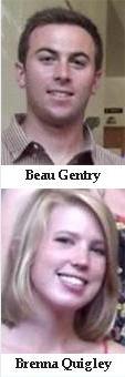 Beau Gentry, Brenna Quigley
